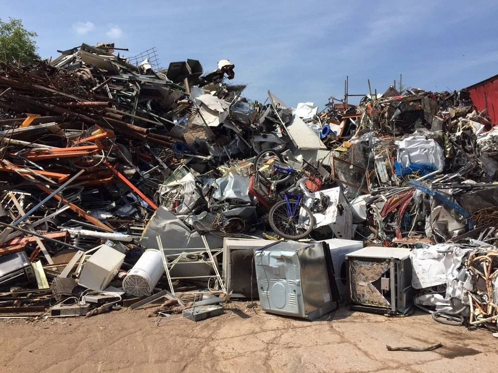 best scrap metal collection service