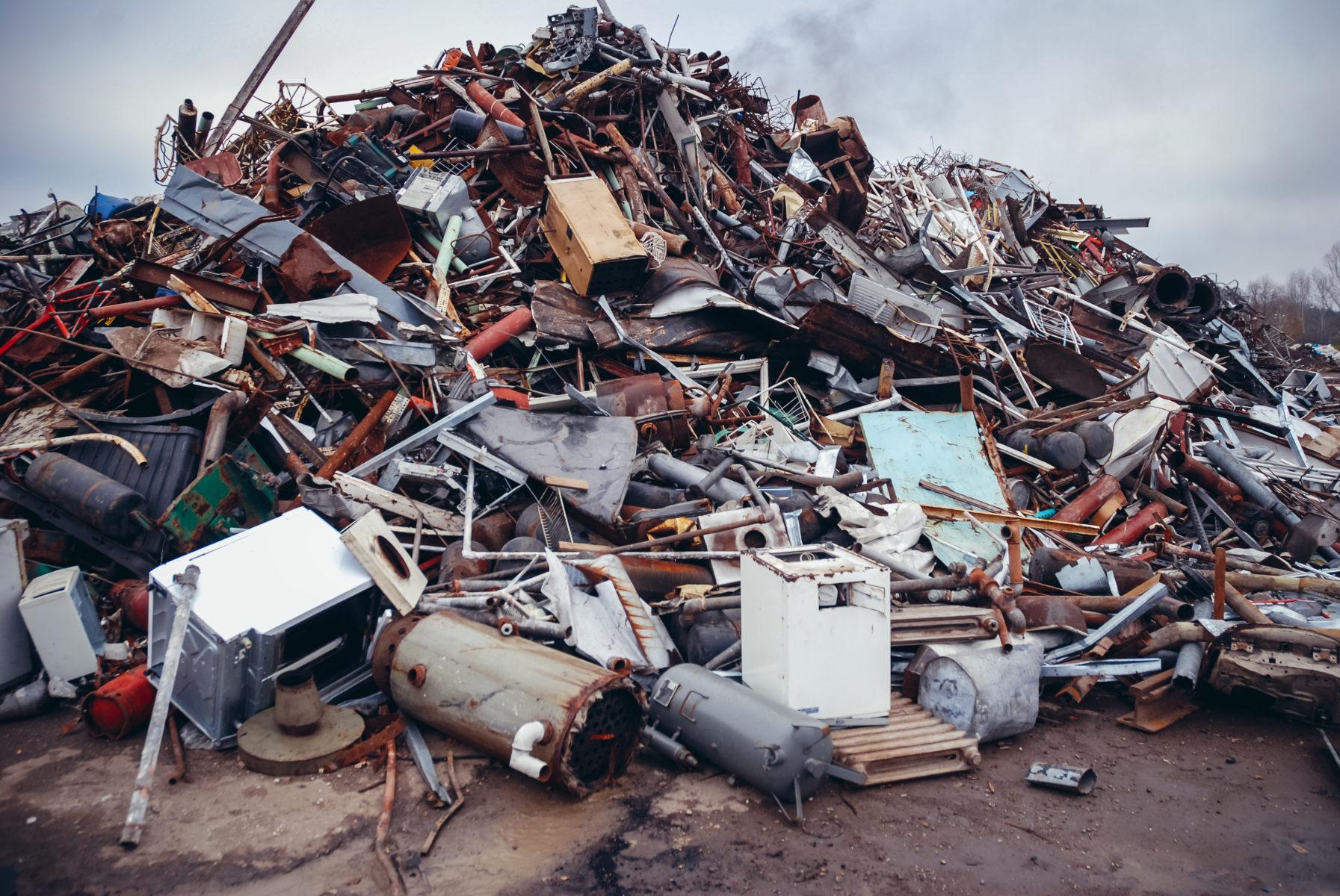 Scrap metal dealer in Singapore